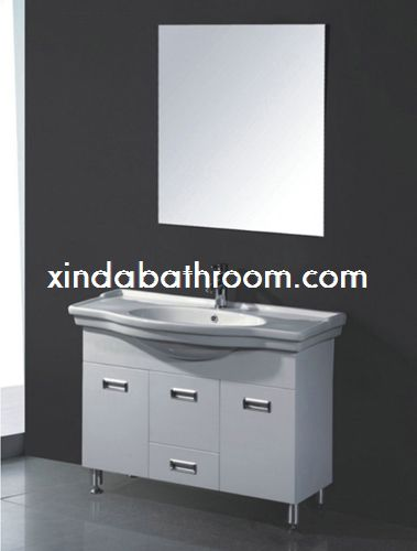 white bathroom vanity cabinets PC-1605