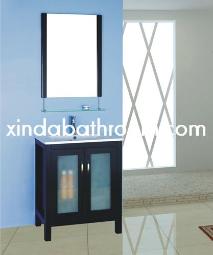 solid wood bathroom vanity units 1813 ...