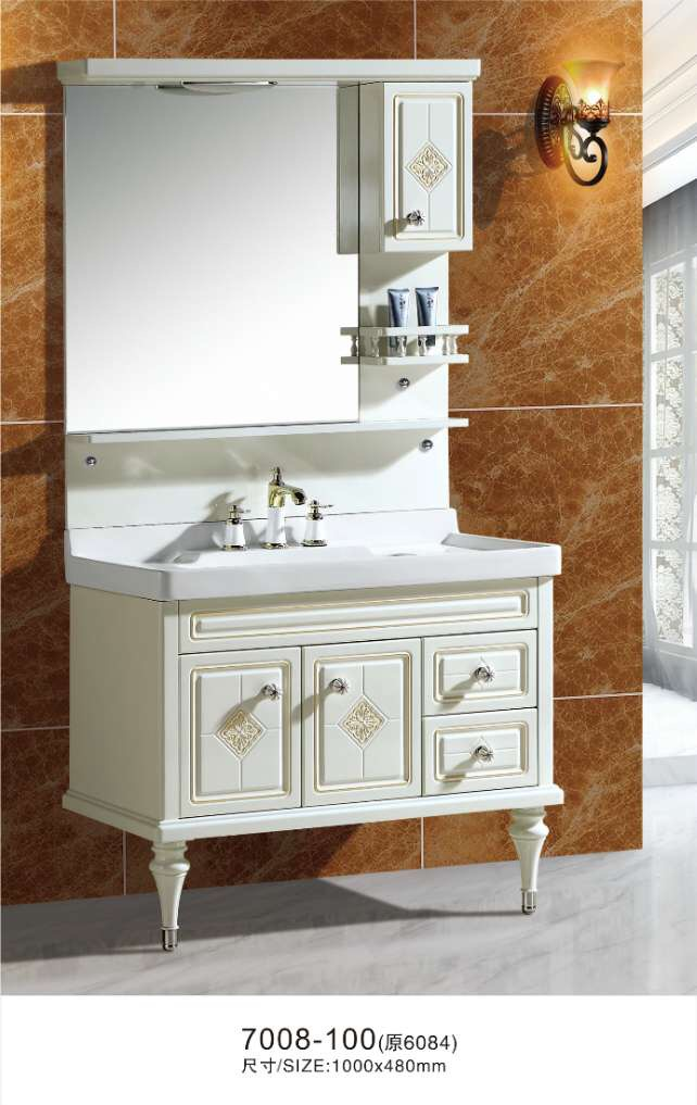 Pvc Bathroom Cabinet Good Quality